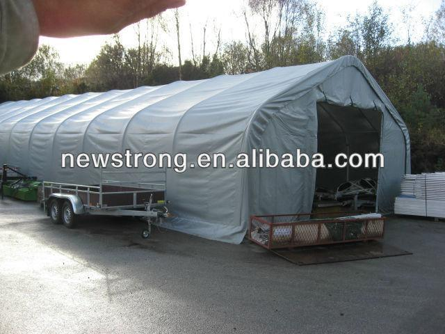 Large Industrial Shelter