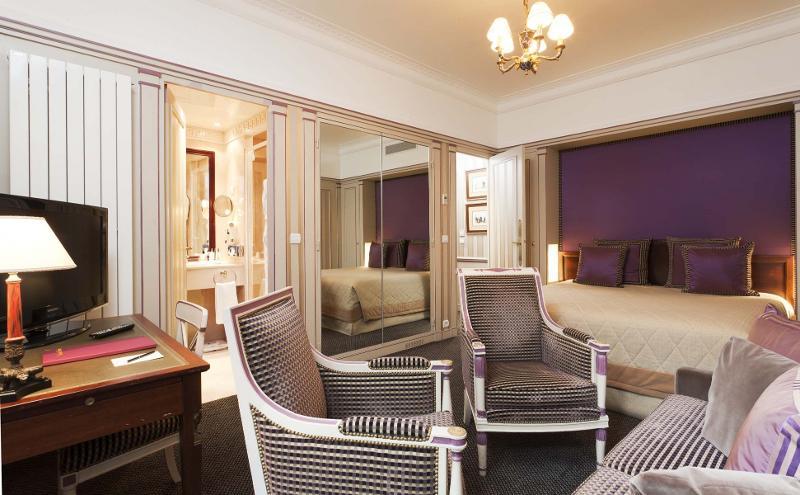 Chambre exécutive - L'expression parfaite de l'Hôtel Napoléon