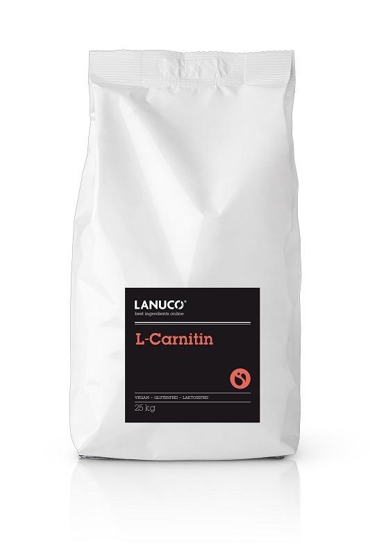 L-Carnitin - Pulver, Kraftzuwachs, Ausdauerleistung