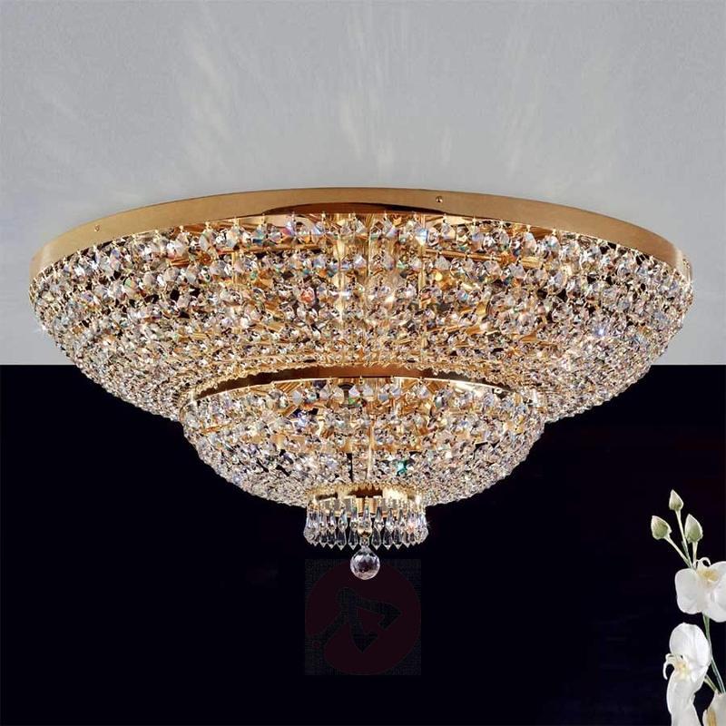 Sheraton Ceiling Light 15 Bulbs - design-hotel-lighting