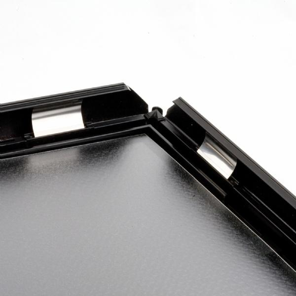 Opti Frames - Opti Cadre bord Noir avec pied