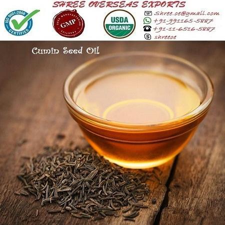 Organic Cumin Seed Oil  - USDA Organic