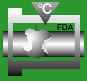 temperature resistant FDA compliant material - iglidur® A350