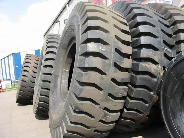 Truck tyres - REF. 4000X57.LEV.E4
