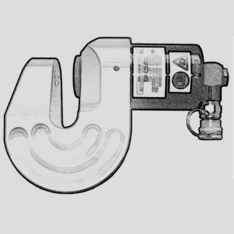 Punching Tools - Hydraulic Hole Puncher Single Acting