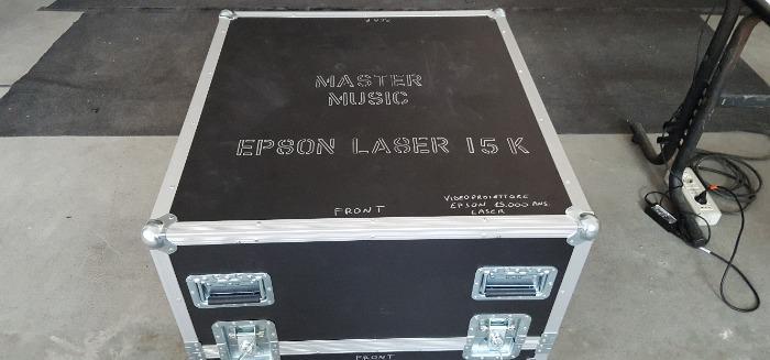 Videoproiettori Epson Laser 15K WUXGA e SXGA+ - Videoproiettori DLP e 3LCD Christie - Epson 15000/7000/5000 ansilumen