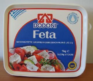 FETA - FROMAGE GREC