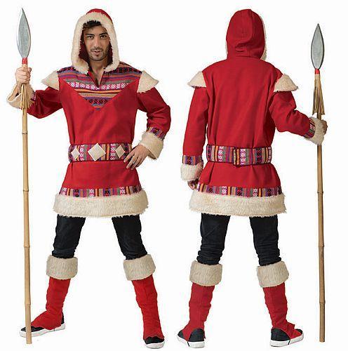 Costume d'eskimau - Articles de fête et Carnaval