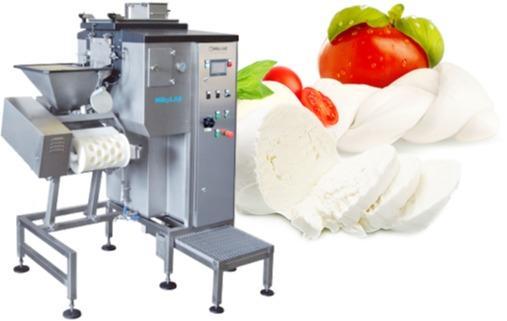 ligne fabrication fromage pâte filée et Mozzarella - equipement pour tout type de fromage