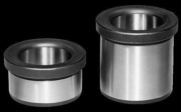 Drill bushes - Drill bushes made of special steel. Available in different versions.
