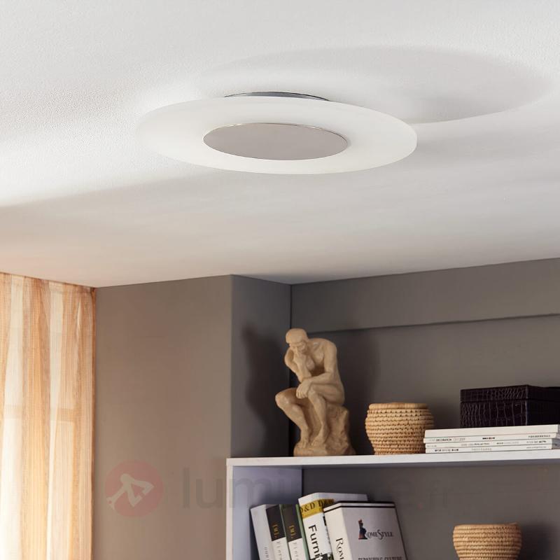 Plafonnier LED Sosvin de forme ronde - Plafonniers LED