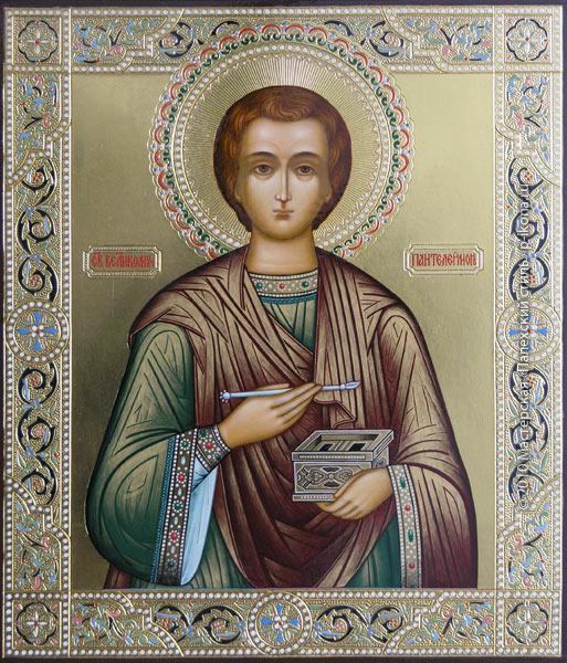 Saint Panteleimon - null