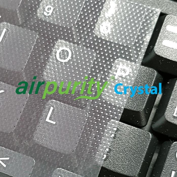 airpurity Crystal anti-microbial film - High transparency anti-microbial film with self adhesive