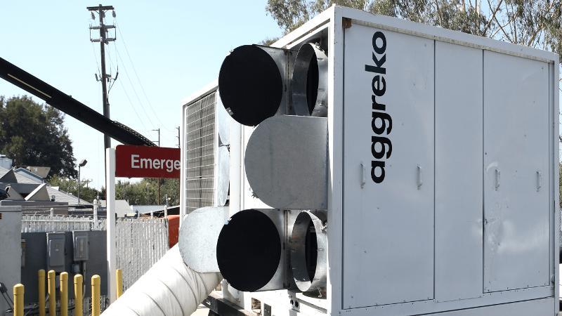Industrie Klimaanlagen Vermietung - Industrie Kälteanlagen Vermietung