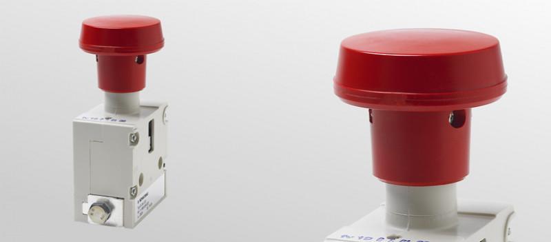 Notabschalter für Batteriespannungen S134