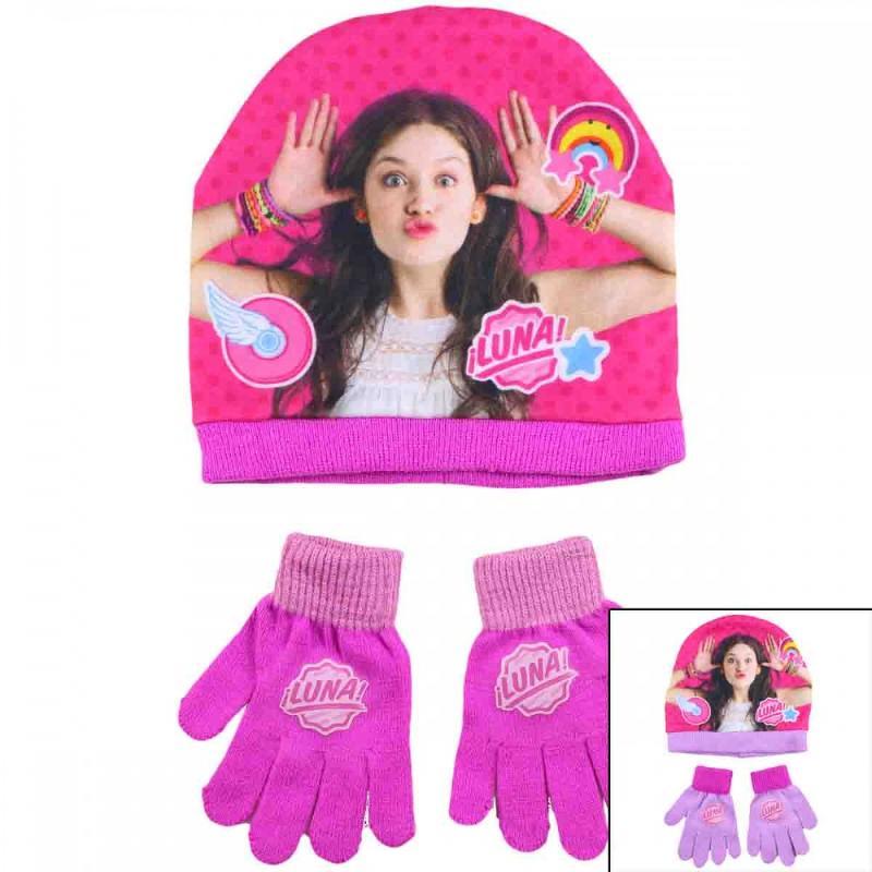 3x Bonnets et gants Soy Luna - Bonnet Gant Echarpe