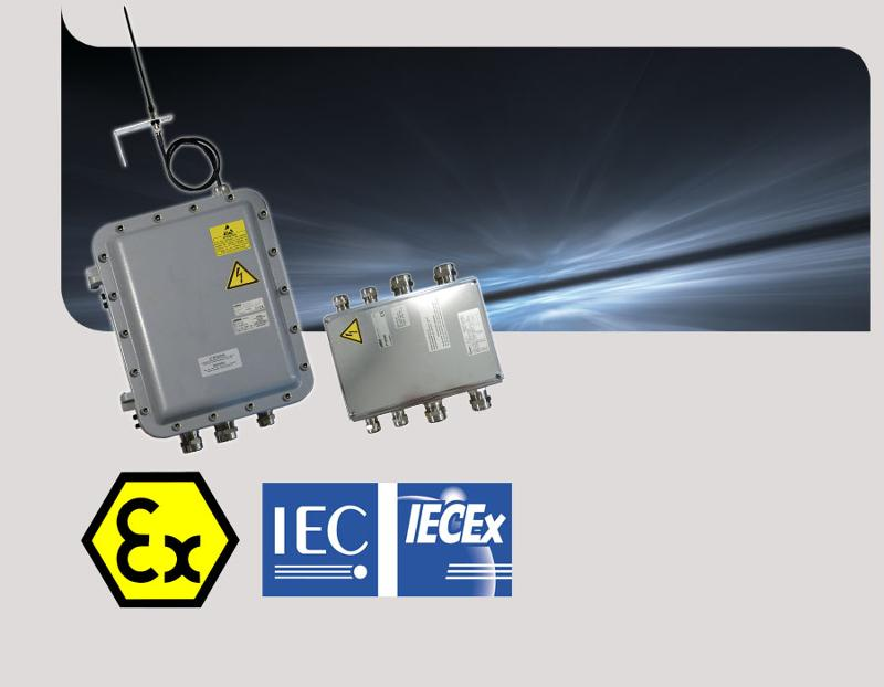 Transceiver ATEX IECEx - Alto