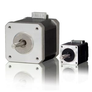 Schrittmotoren phyBASIC: 20 – 86 mm (NEMA 8-34)