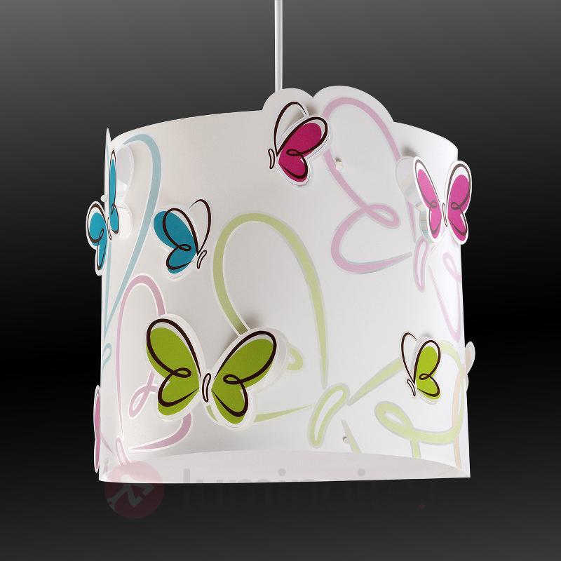 Suspension printanière Butterfly - Chambre d'enfant