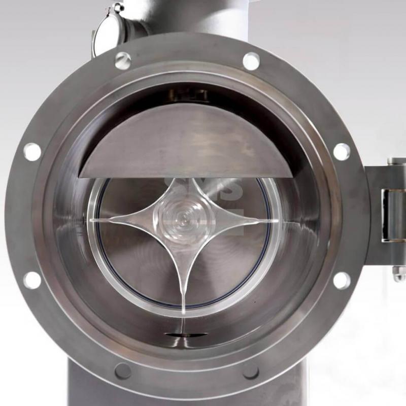 Evaporador horizontal de película fina - Evaporador horizontal de película fina tipo Hyvap