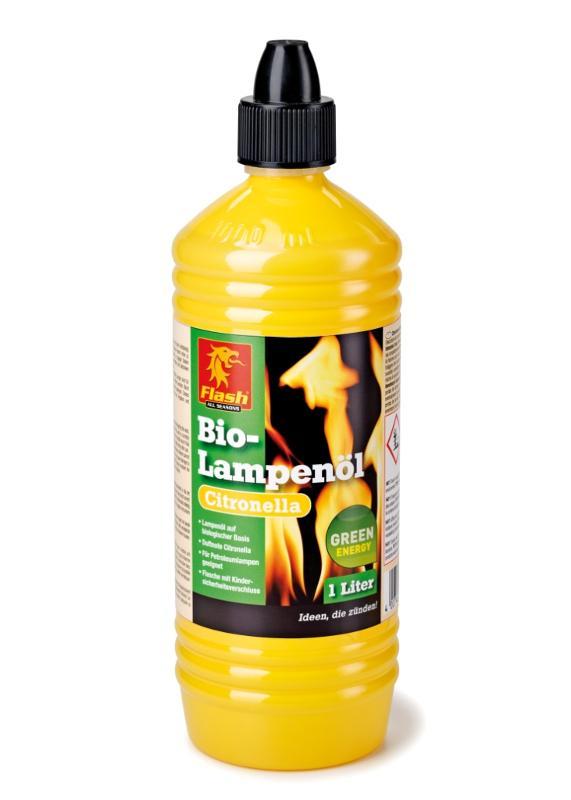 FLASH Bio-Lampenöl Citro 1000 ml - null