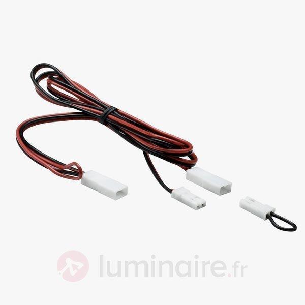 Câbles pour CC-câble connexion rapide 1 m - Transformateurs