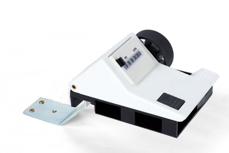 MESSBOI 10 B Kabellängenmessgerät, Messgerät für Kabel - Längenmessgerät zum Messen von Rundkabel inkl. Befestigungsbügel