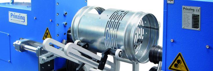 Rundsickenmaschine RSE - Sondermaschinen