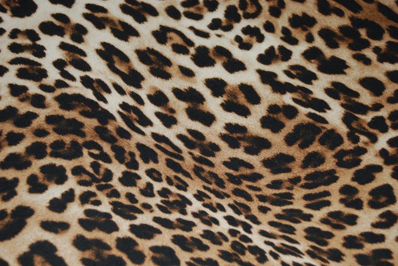 Tessuto Leopardato - null