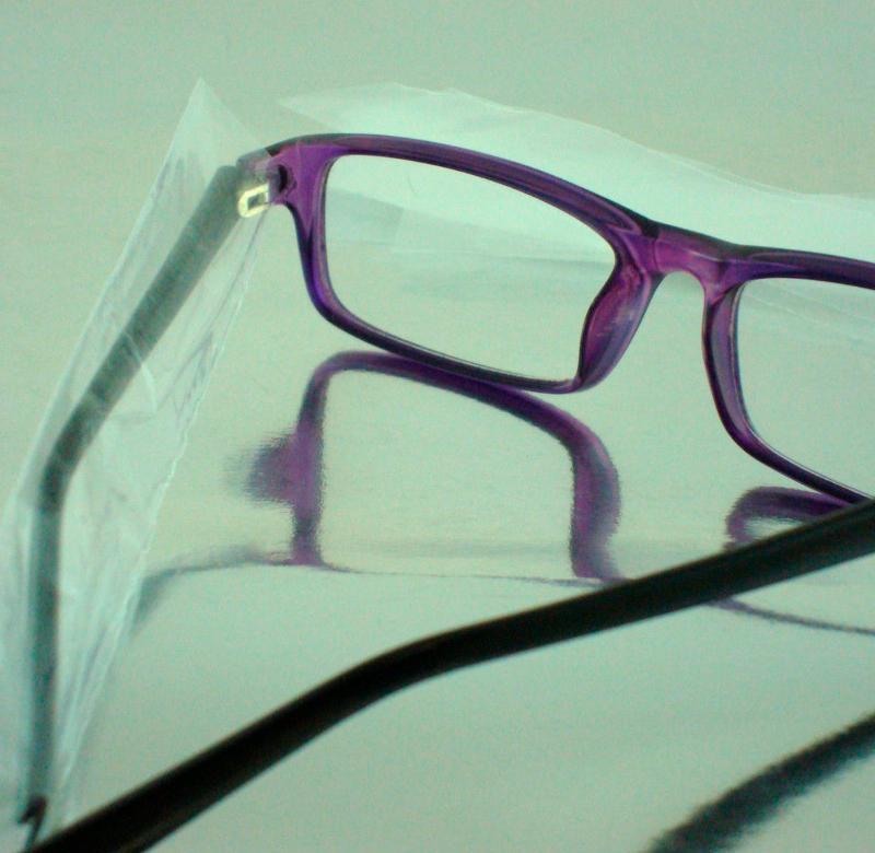 Funda Protectora De Gafas Para Aplicación Del Tinte - null