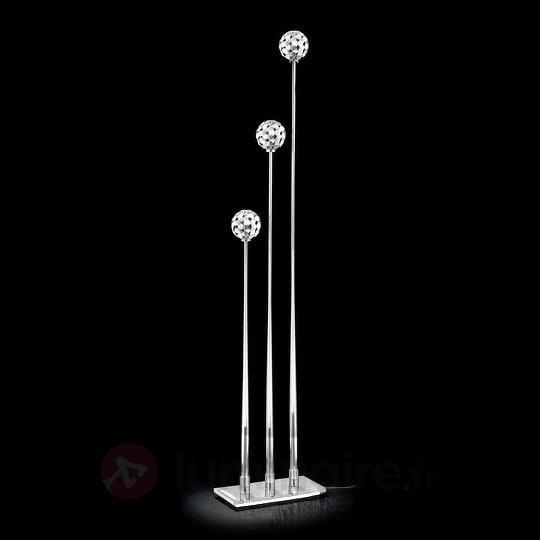 Lampadaire à 3 lampes SFERA - Lampadaires design