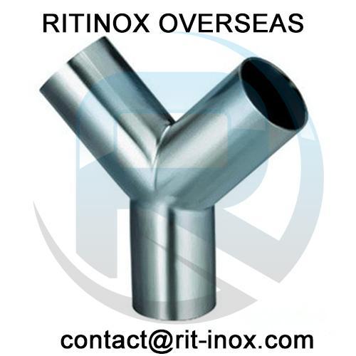 Titanium Gr 2 Lateral Tee -