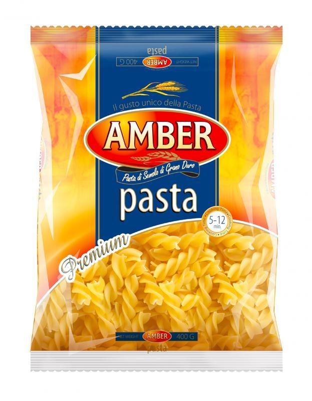 Durum wheat pasta - Amber blue 260