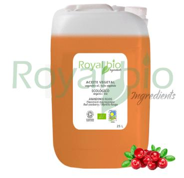Organic Cranberry Vegetable Oil - null