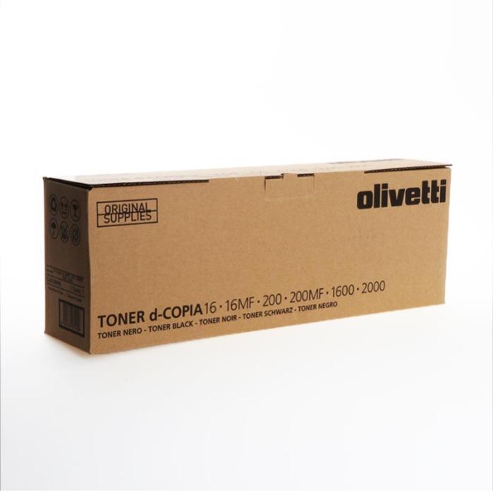 Original Olivetti - suministros y repuestos - Olivetti Toner B0446