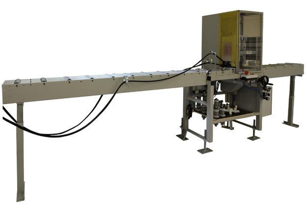 Enfileuse de joints silicone - RU-EV-HS
