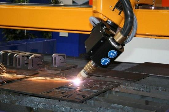 Cutting, forming, welding - of simple to complex contract works