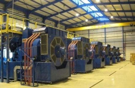 52 MW Wartsila Natural Gas Power Plant  - with Warranty