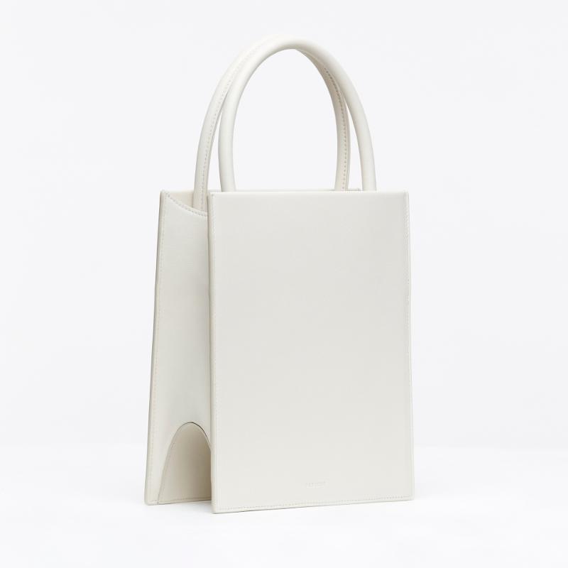 Deville Bag Blanc - NATURELISM