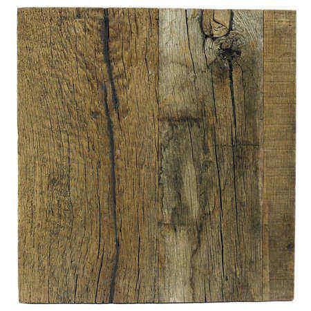 Table vieux bois - Plateau et table vieux chene sur mesure
