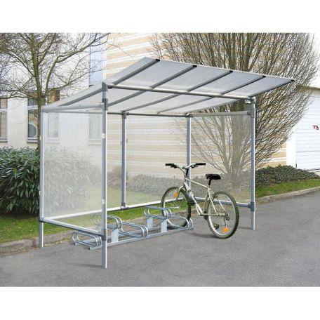 Support Cycles 5 Places Emplacements Décalés - Abrisbus