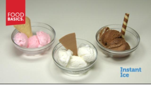 Industrial Ice Cream Powder