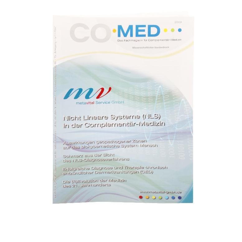 Co.med Fachmagazin für Komplementärmedizin Sonderdruck 2009 - Bücher und Zeitschriften