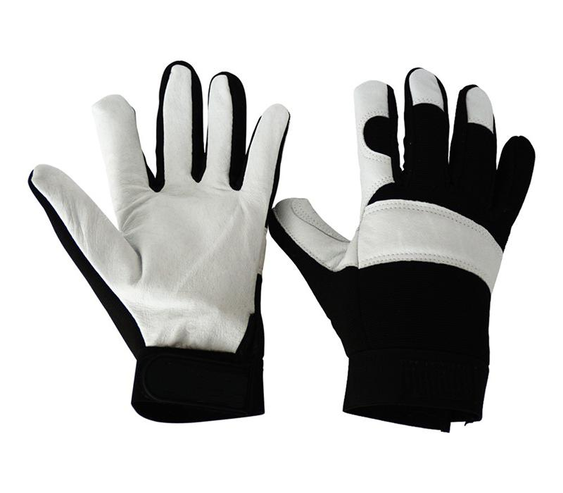 Heavy Duty Gloves With Pigskin Palm