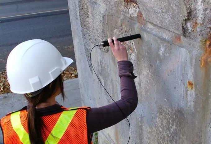 Giatec XCell – Corrosion - Le système d'évaluation de la corrosion dans les structures en béton armé
