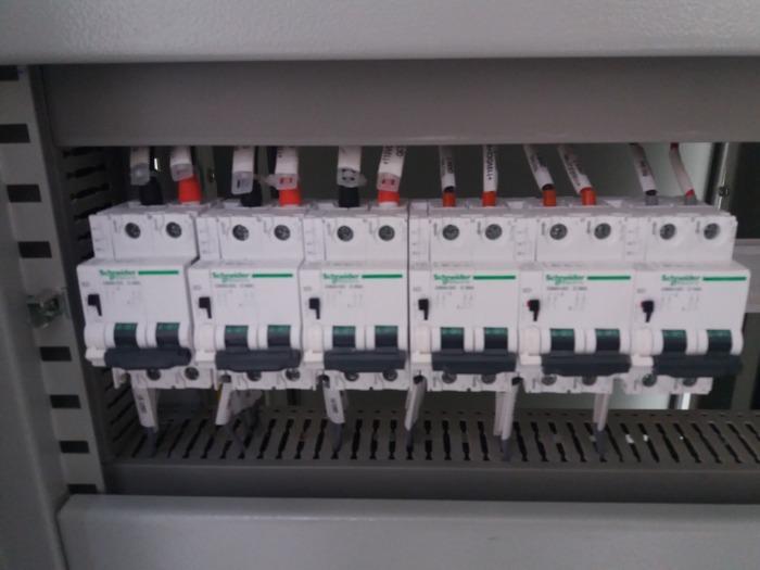 TGBT.Tableau de distribution électrique - TGBT.Tableau de distribution électrique