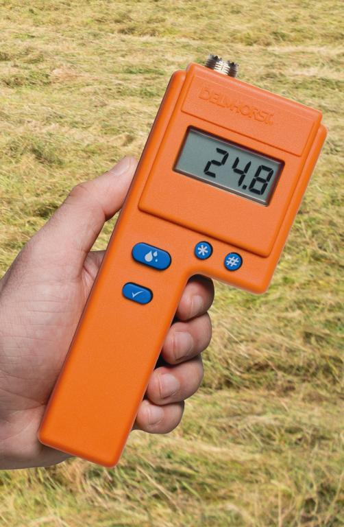 Hay moisture meter, F-2000 - Agriculture