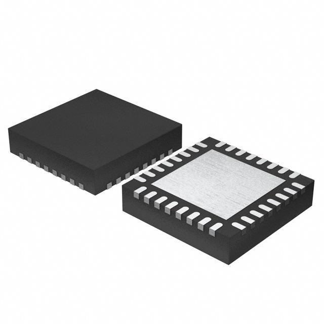 IC DESERIALIZER 10:1 LVDS 32-QFN - Texas Instruments SN65LV1224BRHBT