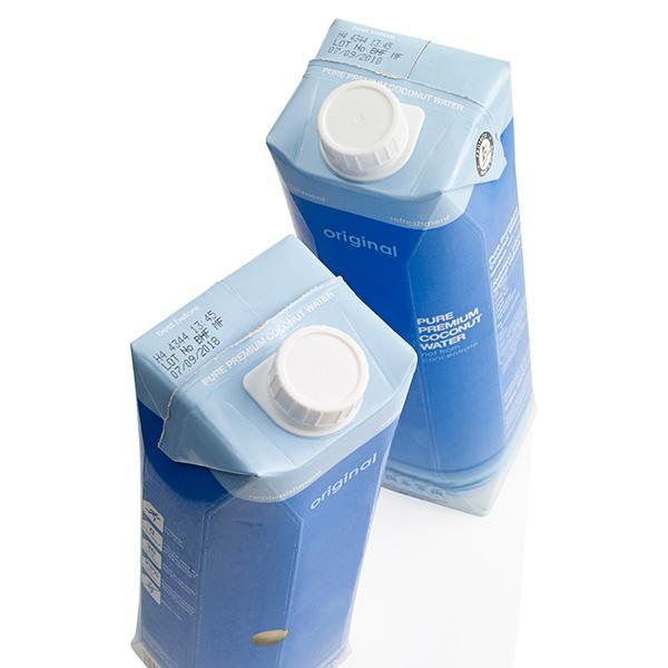 Cartoni in Tetra Pak per bevande non alcoliche - Tutte le soluzioni per la codifica e marcatura su cartoni in Tetra Pak per...