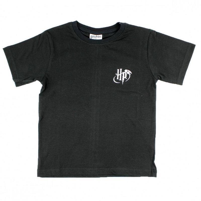 Großhändler kleidung kind T-shirt lizenz Harry Potter - T-shirt kurzarm